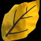 金の木の葉章